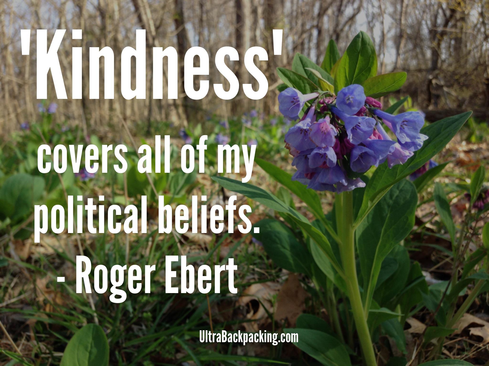 UBQ Kindness